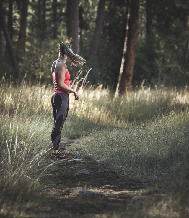 lopen-bos