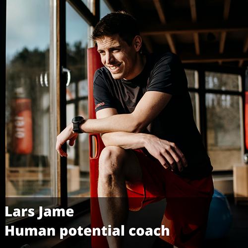 Lars Jame human potential coach